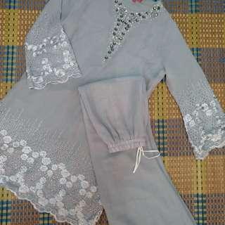Baju Kurung 7-8y