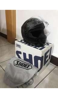 (全新)Shoei全罩式安全帽