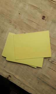 Holland Linen Cards 200gsm for DIY Print / Crafting