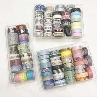 Bujo supply : Masking tape
