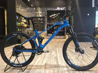 2018 Mondraker Carbon FS AM mountain bike