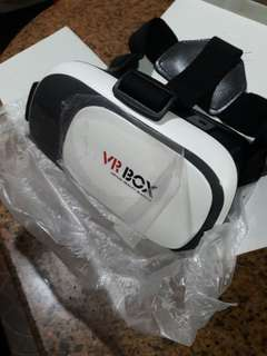 Original VR box (Virtual Reality Glasses) - Manual