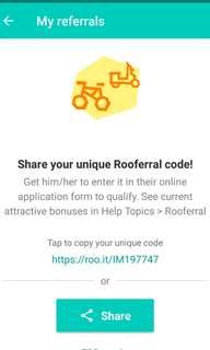 Deliveroo referral code