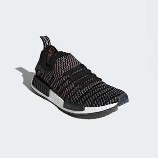 男裝 Adidas  ORIGINALS NMD_R1 STLT PRIMEKNIT SHOES