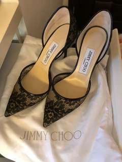 Jimmy Choo Heels 100mm