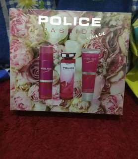 Police passion woman parfume original 1000%