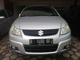 suzuki sx4 xover at