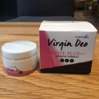 Mamala Virgin Deo Underarm Whitener(New Formula)