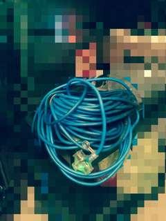 動力延長線50M(50公尺-3蕊-台灣製造!可拉長動力延長線/3心電纜