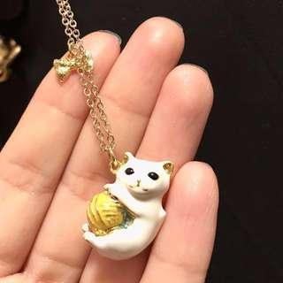 🈹️✨日本貓貓頸鍊