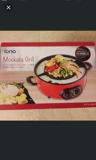 Brand new iona Mookata steamboat