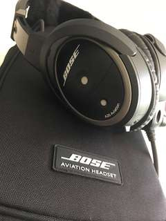 Bose A20 Professional Aviation Headset (Boeing/GA)