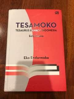 TESAMOKO (Tesaurus Bahasa Indonesia)