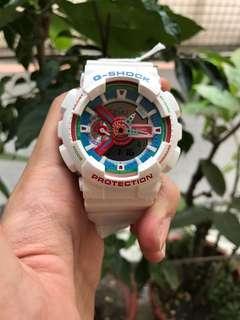 🚚 G-Shock 白樂高