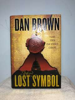 Lost Symbol (Bahasa Indonesia- Hard Cover)