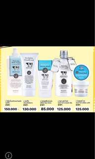 Milk plus sabun bath milk face wash face foam
