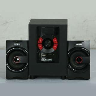 Mini multimedia speaker system