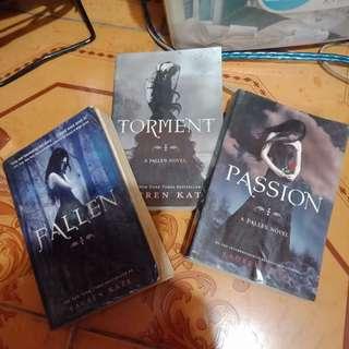 A Fallen Novels