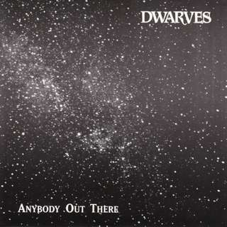 "Dwarves - Anybody Out There Label - Sub Pop ‎7"" Limited Edition on Blue Translucent"