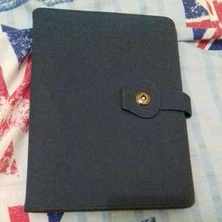 Binder note navy