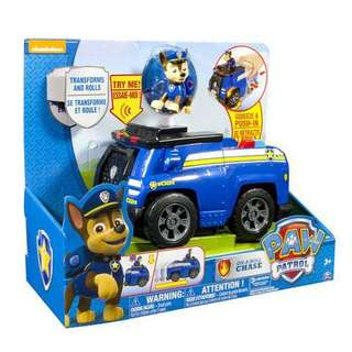 Paw Patrol - Deluxe Chase Vehicle
