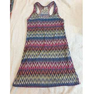 Multicolored Tanktop