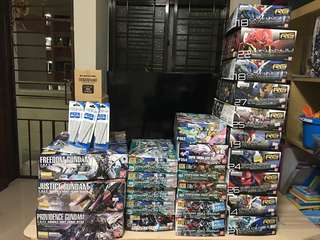 Restocks and new arrivals at Sydney hobby 16/5