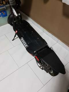 WTS Used Speedway 4 52V 26AH + 20AH (Parallel Battery)