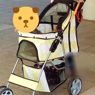 Pet Stroller ( Furmom's brand ) 💯 authentic