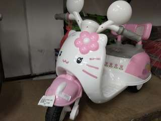Hello Kitty Mini Motor