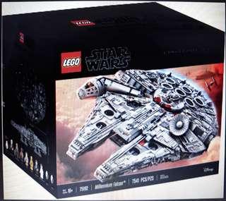 Lego Star Wars 75192 UCS Millennium Falcon.