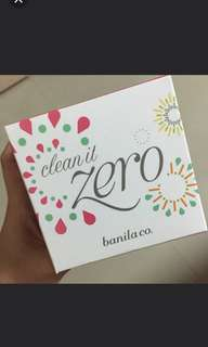 Clean It Zero Cleansing
