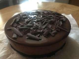 朱古力慕絲蛋糕/芝士餅