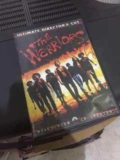 DVD ORI Warriors Director's Cut