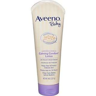 Aveeno Baby Lavender Daily Moisture Lotion( not available in sg)
