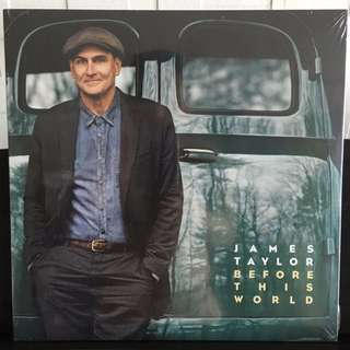 James Taylor - Before This World. Vinyl Lp. New