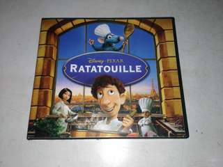 Ratatouille VCD by Disney Pixar