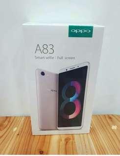 Oppo A83 Kredit Promo Bunga 0,99%
