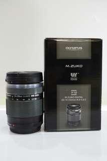 Olympus M.Zuiko 14-150mm mk2
