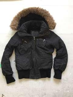 TNA short coat