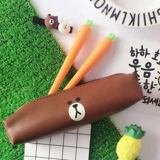[PO] line pencil case