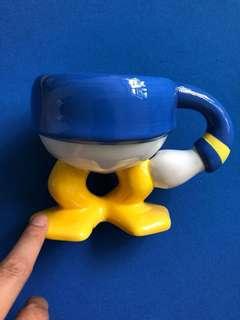 Donald Duck 陶瓷杯全新