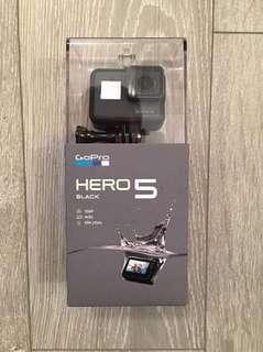 Go Pro Hero 5 + Dome