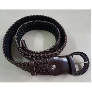 Belt / Belt For Jeans / Casual Braided Belt Women