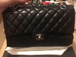 Chanel classic flap medium 25cm