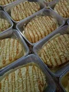 CREAMY YEMA CAKE