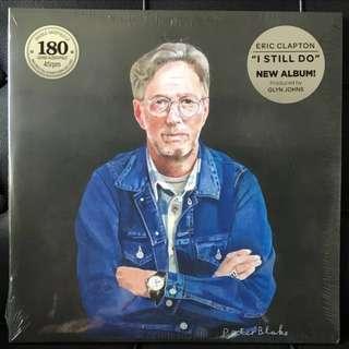 Eric Clapton - I still do. vinyl lp, new