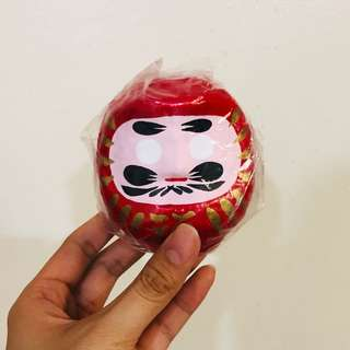 Daruma Doll (Wishing Doll)