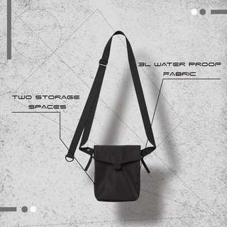 GOOPI.CO x WISDOM 3 L REMOVABLE PATCH BAG