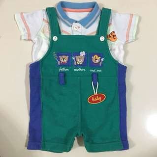 Baby Boy Romper jumper (to bless give away free)